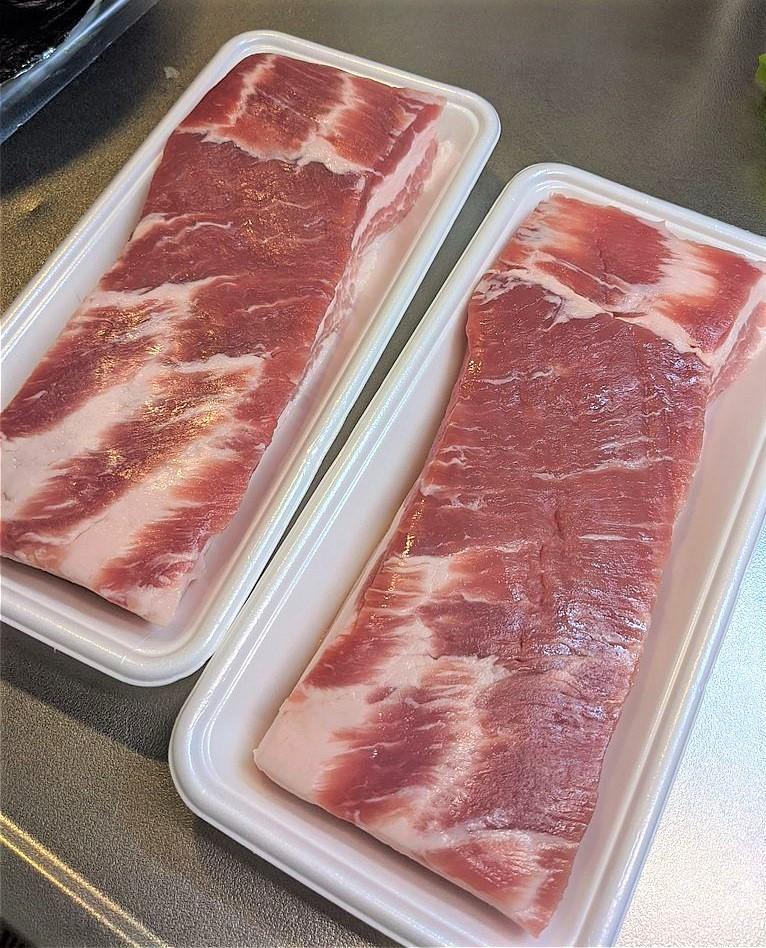 豚バラ肉 1kg